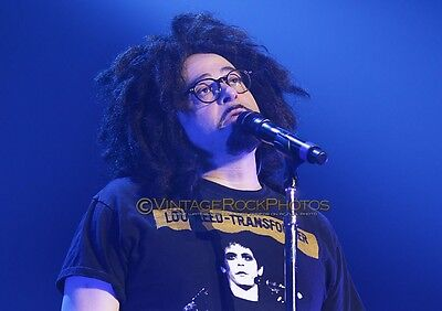 Adam Duritz Counting Crows Photo 8x12 or 8x10 inch 2014 Manchester Apollo UK s9