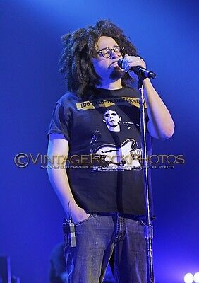 Adam Duritz Counting Crows Photo 8x12 or 8x10 inch 2014 Manchester Apollo UK s8