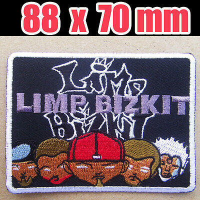Limp Bizkit Band Music Collectible Patch American nu metal rap metal Florida USA