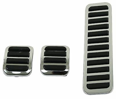 VW Beetle Sport Pedal Covers for VW Buggy Super Beetle Ghia Type 1 EMPI 4551