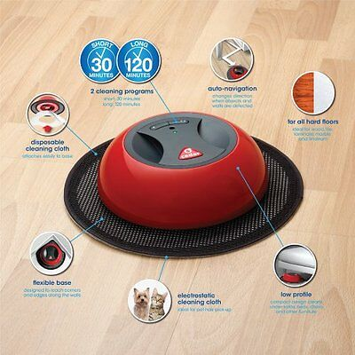 O-Duster Robotic Vacuum Automatic Hardwood Floor Cleaner Cleaning Machine Home