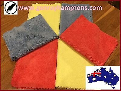 12 Thick Microfibre Cloth Towel Car Window Home Cleaning Polishing ultra soft