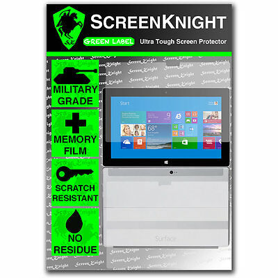 ScreenKnight Microsoft Surface 3 FULL BODY SCREEN PROTECTOR invisible Shield