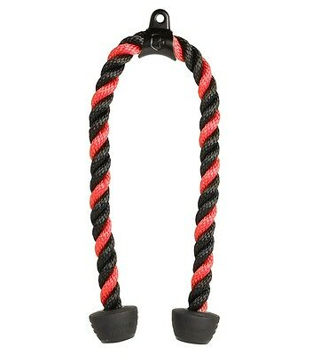 "Harbinger 36"" Tricep Rope Cable Attachment"