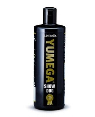 Lintbell's Yumega Show Dog 500ml, Premium Service, Fast Dispatch