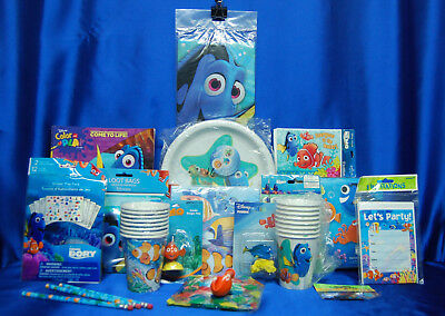 Finding Nemo Party Set # 18 Finding Nemo Party Supplies Plates Napkins