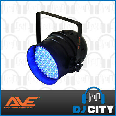 AVE LED-Par64B Par 64 RGB 150mm 10mm LED Par Can Parcan Stage Wash Lighting