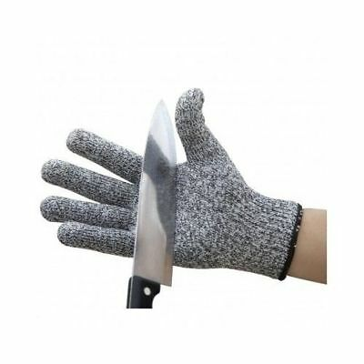 Safety Cut Resistant Gloves Hand protection Glove for Cutting and Slicing 1 Pair