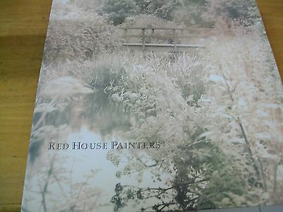 Red House Painters  Omonimo  Lp Mint- 4Ad Uk 1993 Rarissimo