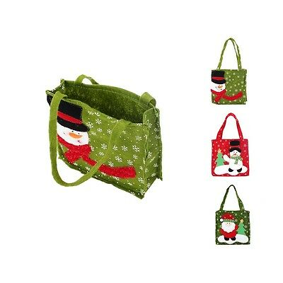 New Merry Christmas Santa Claus Bags Gift Candy Storage Bags Parties Ornaments
