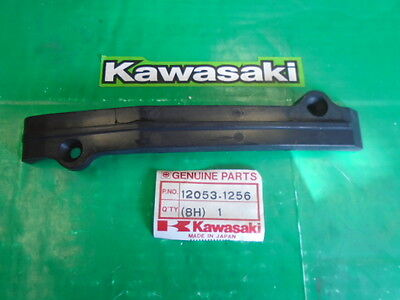 Genuine Kawasaki Nos Kx80 1989-1990 Front Lower Chain Guide Pt.no 12053-1256