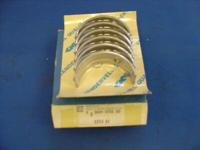 New Triumph Spitfire 1500 Midget 1500 Main Bearings +30
