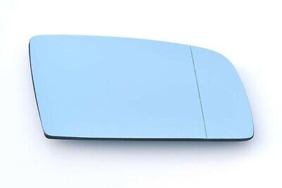 Mini R50 R52 R53 Left+Right Wing Mirror Glass Blue Heated Aspheric Blind Spot