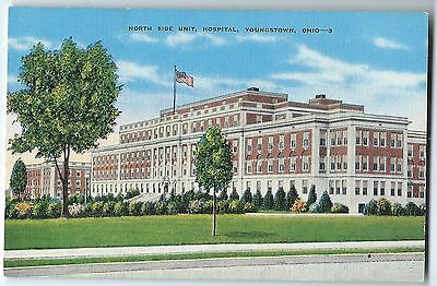 Youngstown, OH, Hospital, North Side Unit, 1940's