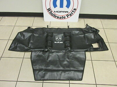 DODGE RAM 2500 3500 4500 5500 Front End Cold Weather Cover NEW OEM MOPAR