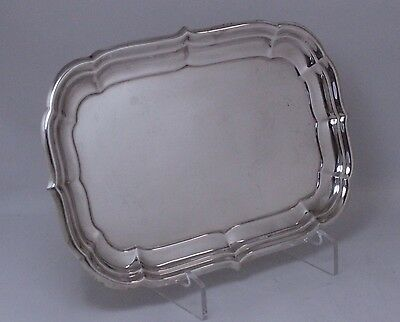 Sterling Silver Rectangular Platter Reed & Barton Windsor