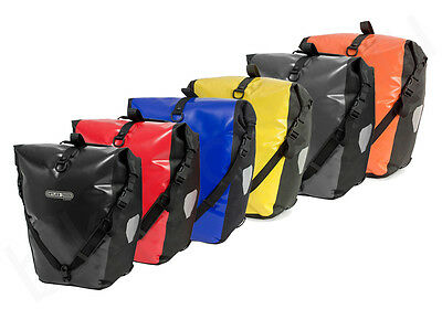 ORTLIEB Back-Roller Classic QL2.1 Bicycle Rear Panniers