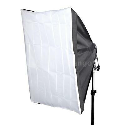 "Portable 60 * 60cm / 24"" * 24"" Umbrella Softbox Reflector for Speedlight Q7RM"