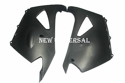 ABS Unpainted Fairing Left & Right Side Belly Pan For 2006-2011 Kawasaki ZX14R