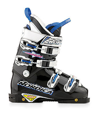 NEW '11/'12 Nordica Dobermann WC EDT 100 junior race ski boots, mondo 24 or 25