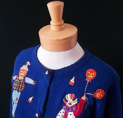 Adorable Ugly Halloween Sweater Trick-or-Treat Costumes Arriviste Woman's Small