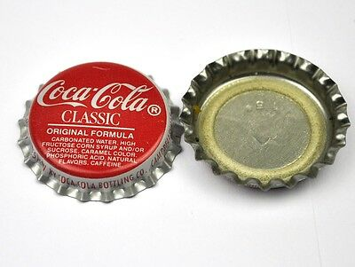 Vintage Coca Cola Coke Classic Kronkorken USA Soda Bottle Cap