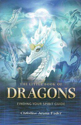 The Little Book of Dragons by Christine Arana Fader NEW