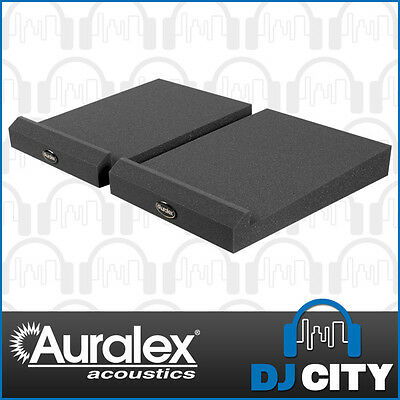 MoPad XL Auralex Acoustics Monitor Isolation Pads for Studio Monitors - Large...
