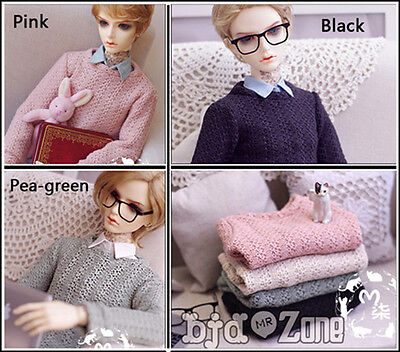 New 4 Color Loose Knitting Fashion Sweate/Outfit 1/4 BJD SD UNCLE LUTS Clothes