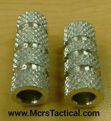 Aluminum Pillars for Weatherby Actions