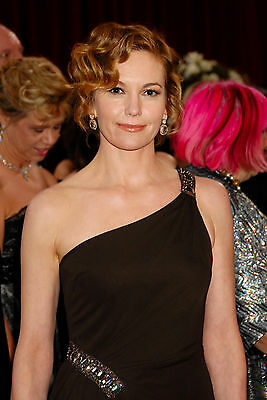 Diane Lane 8X10 pretty black dress closer