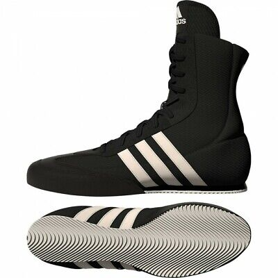 Adidas® Boxschuhe Box Hog 2 - Boxerschuhe Boxerstiefel Boxstiefel
