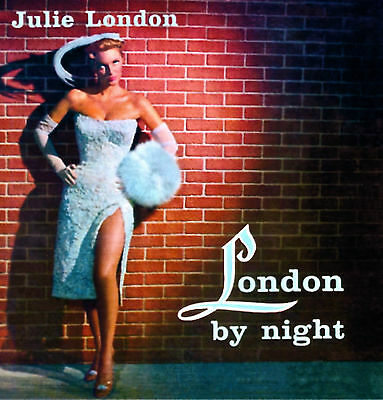 Julie London  - London By Night - Vinyl  Lp New Sealed