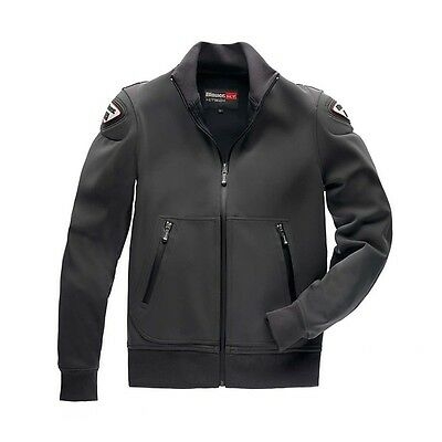 Giacca Jacket Moto Scooter Blauer Sweatshirt Easy Man Sweatshirt