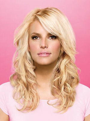 """Jessica Simpson Hair Extensions HairDo 20"""" Clip In Wavy Extension NEW"""