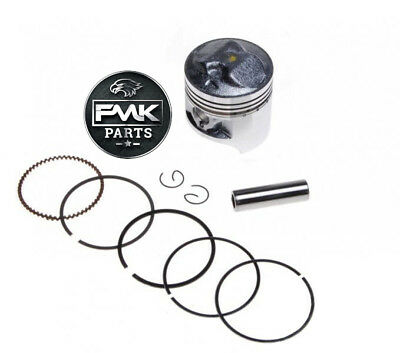 125cc Cylinder Barrel 57mm Piston Kit Rings Pin for Suzuki GN 125 GN125