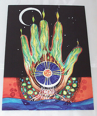 Seer's Hand by Helena Nelson Reed Get Well Six (6) Greeting Cards Wicca Magic