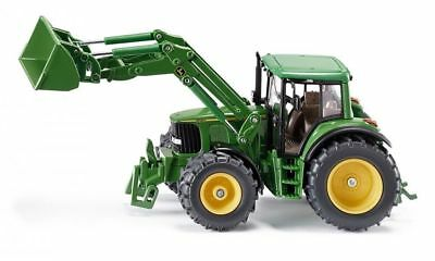 Siku 3652 John Deere Tractor with Front Loader 1:32 Scale New