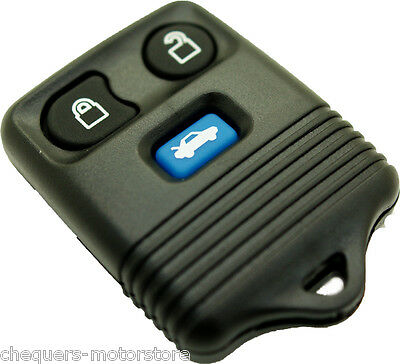 Fits Ford Transit Connect Transit 3 Button Remote Key FOB 433MHz Programming
