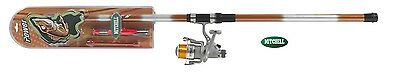 Combo Mitchell Power Fishing Rod Mt 3.50 Ounces 2.82/150+Mul Power 40Rd+Line+