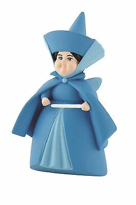 Sleeping Beauty Merryweather Fairy Figurine - Bullyland Toy Figure Cake Topper