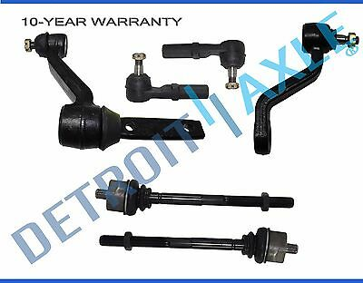 Brand New Pc Complete Front Suspension Kit For on 1995 Chevy Silverado Idler Arm