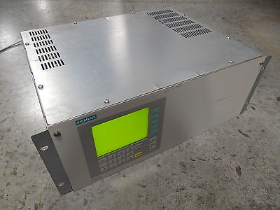 USED Siemens LDS 6 In-Situ Laser Process Multi-Gas Analyzer 7MB6021-0CE00-0EX