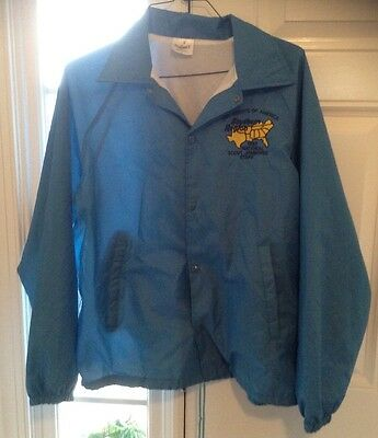 1993 National Scout Jamboree Boy Scouts If America Southern Region Staff Jacket
