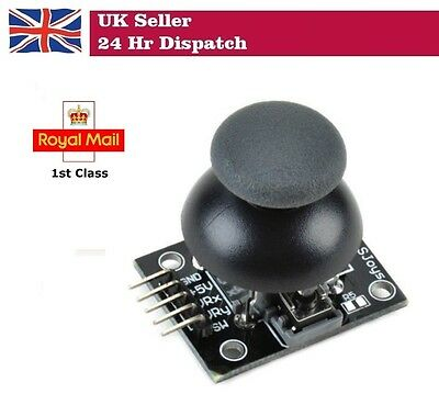 Joystick Analogue 5 pin Game Controller Raspberry Pi Arduino PS2 NEW