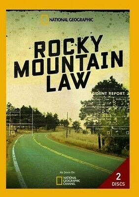 Rocky Mountain Law 727994957683 (DVD Used Very Good)