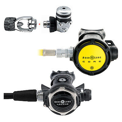 Aqualung Legend LX ACD INT+ Octopus Core 01IT