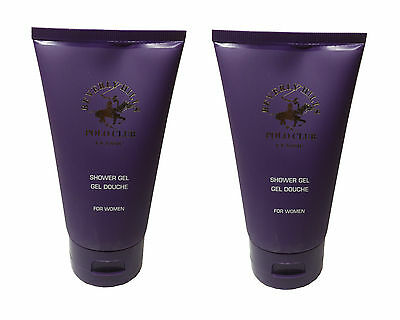 Beverly Hills Polo Club Classic Shower Gel for Her 150ml x2