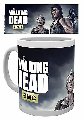 Official The Walking Dead AMC Mug Carol And Daryl TV Zombie Gift