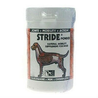 Stride Powder For Dogs 150g. Premium Service. Fast Dispatch.